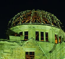 Hiroshima Peace Dome #8 by axemangraphics