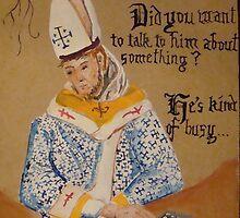 Saint Cyril by tobytoby