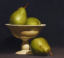 A Pear of Threes by Paul Coventry-Brown