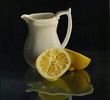 Lemon Juiced by Paul Coventry-Brown