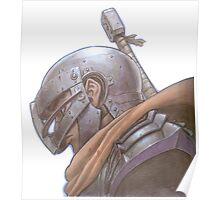 guts' helmet Poster