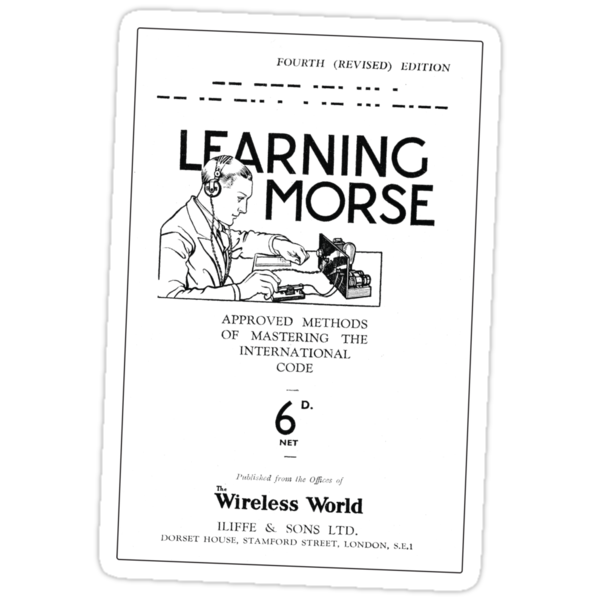 Learning Morse - Light by destinysagent