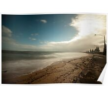 Elwood Beach Poster