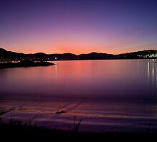 Volcanic Sunset by Katy Pryor