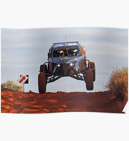 Car 48 - Finke 2011 Day 1 Poster