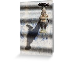 On Tap Greeting Card