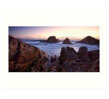 Canal Rocks - Western Australia Art Print