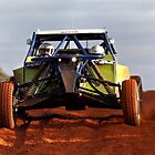 Car 121 - Finke 2011 Day 1 by Centralian Images