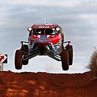 Car 155 - Finke 2011 Day 1 by Centralian Images