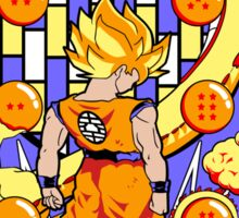 Legend of the Dragonballs Sticker
