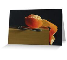 Tangerine Dream 1 Greeting Card