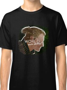 Anders - A World Worth Saving Classic T-Shirt