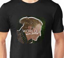 Anders - A World Worth Saving Unisex T-Shirt