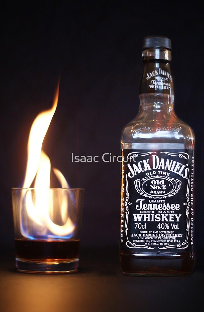 Flaming JD  by Isaac Circuit