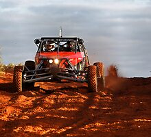 Car 108 - Finke 2011 Day 1 by Centralian Images