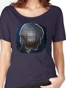 Fenris - The Chains Are Broken Women's Relaxed Fit T-Shirt