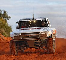 Car 433 - Finke 2011 Day 1 by Centralian Images