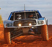 Car 801 - Finke 2011 Day 1 by Centralian Images
