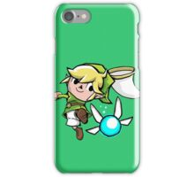 A Link Between Towns iPhone Case/Skin