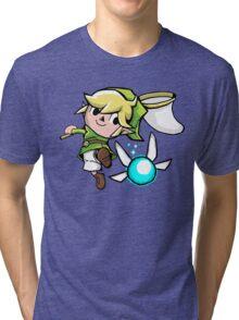 A Link Between Towns Tri-blend T-Shirt