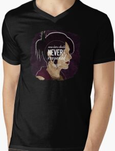 Morrigan - Some Doors Should Never Be Reopened Mens V-Neck T-Shirt