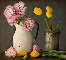 Vintage Vases by NancyMorgantini