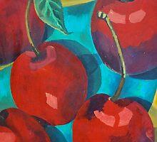 Cherry Ripe by xangac