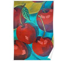 Cherry Ripe Poster