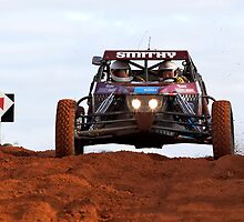 Car 201 - Finke 2011 Day 1 by Centralian Images