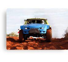 Car 482 - Finke 2011 Day 1 Canvas Print