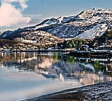 Morfa Mawddach North Wales by angel1978