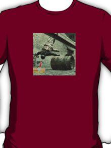 Metal gear solid t shirt funny gamer shirt T-Shirt