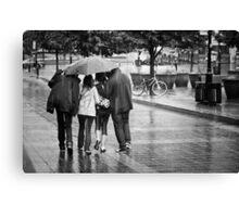Umbrella 4 All Canvas Print