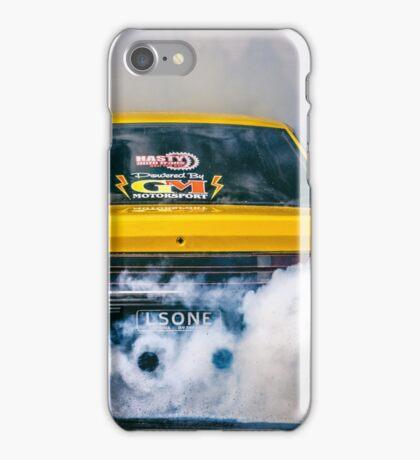 LSONE Burnout UBC6 iPhone Case/Skin