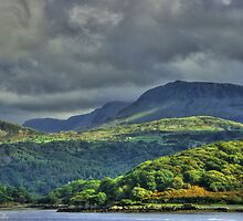 Barmouth Estuary by angel1978