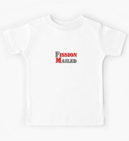 Fission Mailed, funny moment from metal gear solid Kids Tee