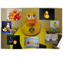 DUCKIES STORY Poster