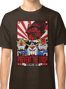 Prevent the Drop Classic T-Shirt