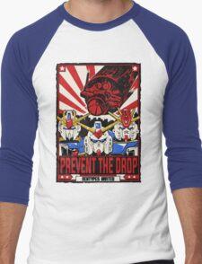Prevent the Drop Men's Baseball ¾ T-Shirt