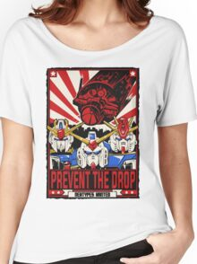 Prevent the Drop Women's Relaxed Fit T-Shirt