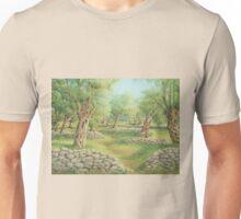 Mediterranean Olive Grove, Spain Unisex T-Shirt