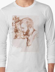Bon Iver / Justin Vernon Long Sleeve T-Shirt
