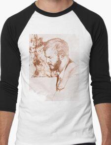 Bon Iver / Justin Vernon Men's Baseball ¾ T-Shirt