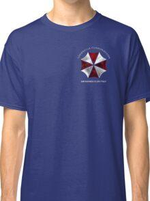 Resident Evil Umbrella corporation design Classic T-Shirt