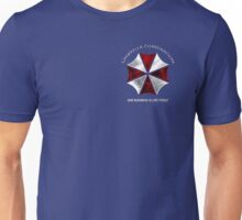 Resident Evil Umbrella corporation design Unisex T-Shirt
