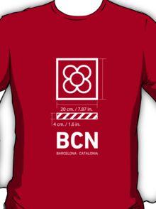 Barcelona (BCN) Panots. T-Shirt
