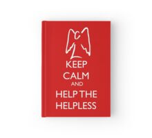 Help the helpless Hardcover Journal