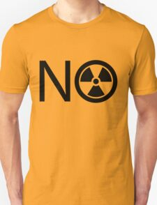 No to Nuclear Power T-Shirt