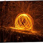 Fire Ball by franceshelen