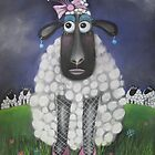 Mutton dressed as lamb by Caroline  Peacock